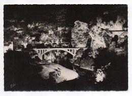 SAINTE ENIMIE--St Chély Sur Tarn -Le  Village Illuminé ( Pont Sur Le Tarn) - Other Municipalities