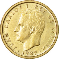 Monnaie, Espagne, Juan Carlos I, 100 Pesetas, 1989, Madrid, TTB+ - [ 5] 1949-… : Royaume