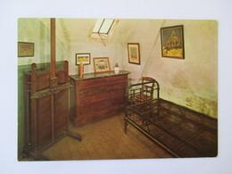 Auvers Sur Oise , La Chambre De Van Gogh - Auvers Sur Oise