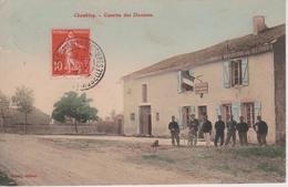 54 - CHAMBLEY - CASERNE DES DOUANES - Chambley Bussieres