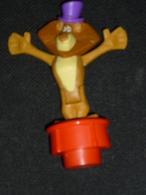 MAC049 / Figurine Alex Madagascar 3 / Mc Donalds DWA / 2012 - Figurines