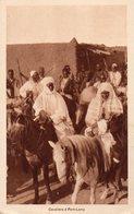 Tchad - Cavaliers à Fort Lamy - Chad