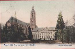 Averbode Vue Du Cote Du Jardin 1903 Ingekleurd Chromatografie (In Zeer Goede Staat) Abdij Van Scherpenheuvel-Zichem - Scherpenheuvel-Zichem