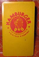 HAMBURGER PUB TORINO - Pubblicitari