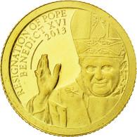 Monnaie, Îles Cook, Dollar, 2013, FDC, Or - Cook Islands