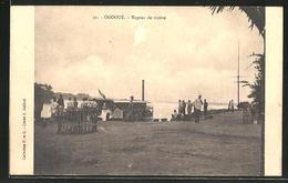 CPA Ogooue, Vapeur De Riviere - Postkaarten