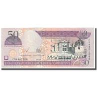 Billet, Dominican Republic, 50 Pesos Oro, 2003, KM:170c, TTB - Dominicaine