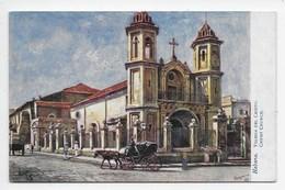 Cuba - Habana - Iglesia Del Cristo - Tuck Oilette 7729 - Postcards