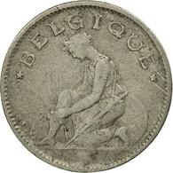 Monnaie, Belgique, 50 Centimes, 1923, TB+, Nickel, KM:87 - 1909-1934: Albert I