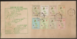 Macau Macao Chine FDC 1956 - Carta Geográfica De Macau - Maps - New/Neuf - Macao