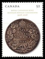 Canada (Scott No.2274 - Mannaie Royale / Royale Canadian Mint) [**] - 1952-.... Règne D'Elizabeth II