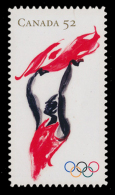 Canada (Scott No.2281 - Olimpique De Pekin / Beijing Olimpic) [**] - 1952-.... Règne D'Elizabeth II