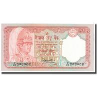 Billet, Népal, 20 Rupees, 1982, KM:32a, NEUF - Népal