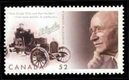 Canada (Scott No.2284 - Samuel Mc Laughlin) [**] - 1952-.... Règne D'Elizabeth II