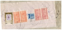 (642) (official) Letter From Nepal  - Lettre Du Népal - 1986 - Nepal