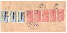 (642) (official) Letter From Nepal  - Lettre Du Népal - 1983 - Nepal