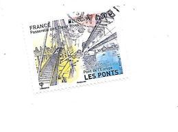 Europa Architecture Et Patrimoine 5128 Oblitéré 2018 - France