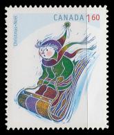 Canada (Scott No.2295i - Noel / 2008 / Christmas) [**] De Carnet / Booklet Stamp NOTE - DC - 1952-.... Règne D'Elizabeth II
