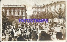 101424 BOLIVIA LA PAZ COSTUMES MERCADO MARKET PHOTO POSTAL POSTCARD - Bolivia