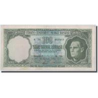 Billet, Turquie, 100 Lira, L.1930, 1964.10.01, KM:177a, TTB+ - Turquie