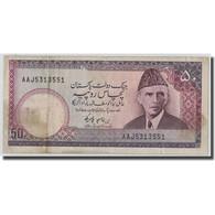 Billet, Pakistan, 50 Rupees, KM:40, TB - Pakistan