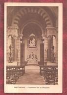 EGYPTE Matarieh Interieur De La Chapelle UNUSED - Egypt