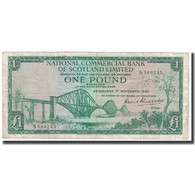Billet, Scotland, 1 Pound, 1962, 1962-11-01, KM:269a, TB - Ecosse