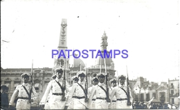 101488 COLOMBIA CARTAGENA COSTUMES MILITARY SOLDIER PARADE POSTAL POSTCARD - Colombia