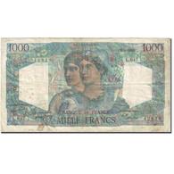 France, 1000 Francs Minerve Et Hercule 1945, 1950-04-20 Fay 41.32 Km 130b - 1871-1952 Anciens Francs Circulés Au XXème