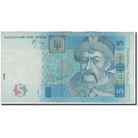 Billet, Ukraine, 5 Hryven, 2005, KM:118b, TB+ - Ukraine