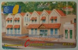 GRENADA - GRE-5A - GPT - 5CGRA - $10 - New Grentel Building - Used - Grenada
