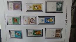 Collection D'Israël ** + Quelques Enveloppes 1er Jour Dans Classeur SCHEPS Avec étui De 1967-68 à 1976 - Timbres