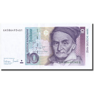 Billet, République Fédérale Allemande, 10 Deutsche Mark, 1993, 1993-10-01 - [ 7] 1949-… : FRG - Fed. Rep. Of Germany