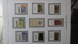 Collection D'Israël **  Dans Classeur SCHEPS Avec étui De 1976-77 à 1986 - Timbres