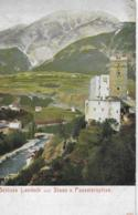 AK 0053  Schloss Landeck Mit Stans Und Parseierspitze Um 1907 - Landeck