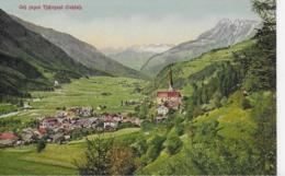 AK 0053  Oetz Gegen Tschirgant - Verlag Redlich Um 1910-20 - Oetz