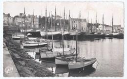 CPSM 56 ILE DE GROIX Vieux Port Tudy - Groix