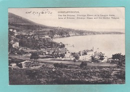 Old Post Card Of Constantinople, Istanbul, Turkey ,S65. - Turkey