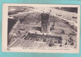 Old Post Card Of La Tour Hassan,Rabat, Rabat-Sale, Morocco,S65. - Rabat