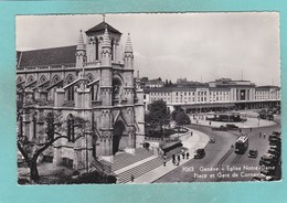 Old Post Card Of Geneve,Geneva, Switzerland,S65. - GE Ginevra