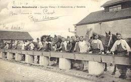 SAINTE-MENEHOULD -Quartier Valmy -l'Abreuvoir Au 4è Escadron -ed. E Moisson - Sainte-Menehould