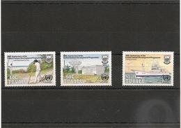 TUVALU Année 1990 N°Y/T :548/550** - Tuvalu