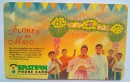76PETA Eastern Telecoms Flores De Mayo  150 Units - Philippines