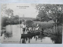 La Vie Aux Champs. La Fin Du Jour - Agriculture