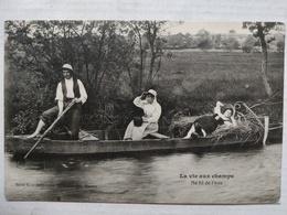 La Vie Aux Champs. Au Fil De L'eau - Agriculture