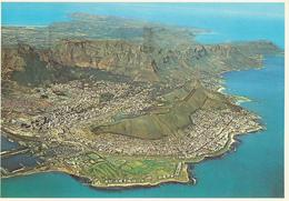AERIAL VIEW OF CAPE TOWN (126) - Sud Africa