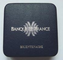 Refrappe : Bicentenaire De La Banque De France 1800 - 2000 - Professionnels / De Société