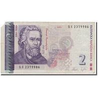 Billet, Bulgarie, 2 Leva, 2005, KM:115b, B - Bulgarie