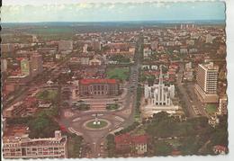 LOURENCO MARQUES VISTA AEREA DA MOUZINHO  DE ALBURQUERQUER'S SQUARE E PANORAMA DE CIDADE  (132) - Mosambik