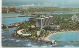 CARIBE HILTON SAN JUAN PUERTO RICO   (134) - Puerto Rico